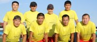 Полицейские Чадана стали обладателями кубка Первенства МВД по Республике Тыва по мини-футболу