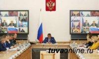 Глава Тувы доложил полпреду Президента РФ в СФО о готовности школ республики к новому учебному году