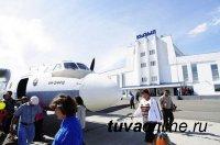 """С 22 сентября авиарейсы в Кызыл два раза в неделю начнет выполнять """"КрасАвиа"""""""