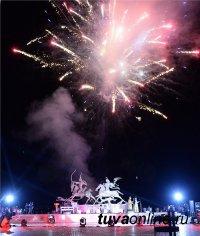 Праздничный фейерверк ко Дню города состоится 9 сентября в 21 час