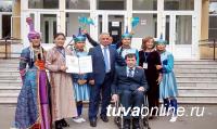 Впервые учащиеся Тувы приняли участие в VII всероссийском фестивале творчества обучающихся с инвалидностью «Жизнь безграничных возможностей»