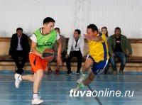 В МВД Тувы определились сильнейшие баскетболисты