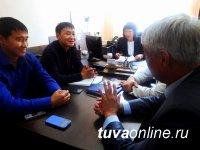 Кан-оол Даваа: Молодые инициативные специалисты очень восстребованы