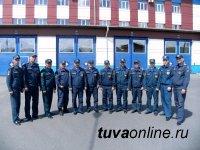Лучшей пожарно-спасательной частью Тувы признана ПСЧ № 22 Кызыла