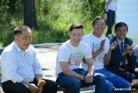 Шолбан Кара-оол в десятке губернаторов-лидеров по цитируемости