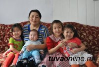 Тува лидирует среди регионов России по доле детей в структуре населения