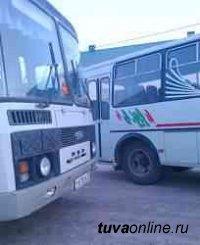 Мэрия Кызыла предпринимателей, осуществляющих пассажироперевозки, приглашает к обновлению автобусов по лизинговой программе