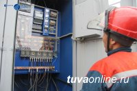 """В 200 домов юго-восточной части поселка Каа-Хем благодаря """"Тываэнерго"""" пришло электричество"""