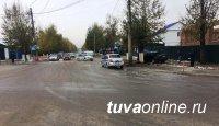 В Кызыле произошло ДТП, в котором погибли два человека