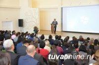 Повысить качество обучения в сельских школах – Шолбан Кара-оол