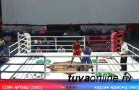Артыш Соян завоевал золото на Чемпионате России по боксу
