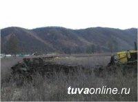 В Туве к 1 ноября должны окончить подготовку к пожароопасному периоду следующего года