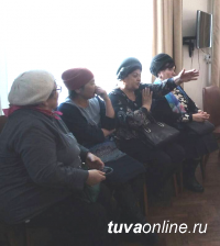 Активные кызылчане организовывают собрания дворов по их включению в программу благоустройства «Комфортная среда» на 2018-2022 годы