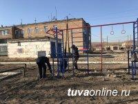 «Городская среда»: Дворы Кызыла приросли березами и елями