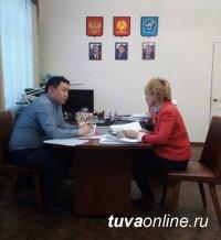 «Единая Россия» проводит в Туве масштабную неделю приема граждан