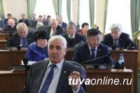 Доходы и расходы ресбюджета Тувы на 2018 год планируются в объеме около 24 млрд. рублей