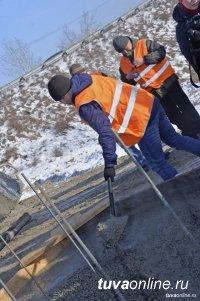В Кызыле началась реконструкция Коммунального моста