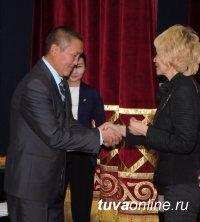 В 2017 году 130 кызылчан вступили в партию «Единая Россия»