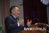 В Туве состоялся Съезд работников культуры и искусств