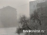 В Туве — морозно, «местами минус 50»