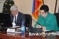 """Парламентарии Тувы включаются в губернаторский проект """"Село, в котором я живу"""""""