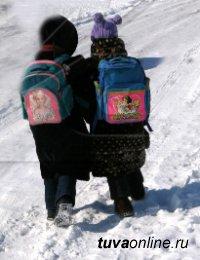 В Туве усиливаются морозы. В Кызыле утром 47