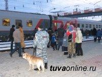 Задержан новосибирец, укравший два года назад у тувинского подростка планшет в поезде Москва-Абакан