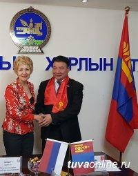 Предприниматели Улаангома заинтересованы в партнерских связях с коллегами из Кызыла