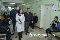 Глава Тувы отреагировал на личное обращение подписчика в соцсети и проверил состояние центральной больницы Кызылского района