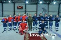 Министр обороны РФ Сергей Шойгу лично проконтролировал, как в столице Тувы обустраивается Кызылское президентское кадетское училище