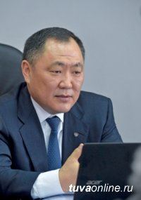 Глава Тувы на коллегии налоговой службы обозначил ключевые точки взаимодействия