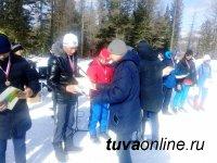 Команда МЧС первенствовала в лыжных гонках, посвященных Дню защитника Отечества