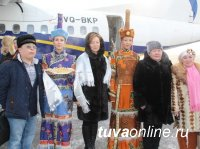 В Туве собрались представители коренных малочисленных народов Сибири
