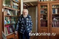 104-летний тамбовский подводник Юлий Ксюнин вспоминает в детстве колчаковский плен под Уюком (Тува)