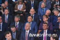 Сибирские губернаторы утвердили главу Тувы председателем Совета Межрегиональной ассоциации «Сибирское соглашение»