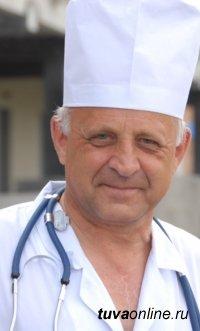 В Кызыле сегодня простятся с Заслуженным врачом России Александром Мезенцевым