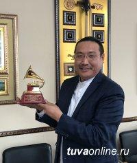 Первая «Grammy» в истории Тувы