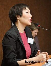 Тува: Замминистра по молодежной политике назначена ученая Валерия Кан