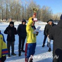 Спортсмены Кызыл-Дага (Бай-Тайга, Тува) выиграли первенство республики