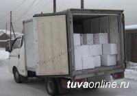 Полицейские Кызыла выявили почти полторы тонны незаконного алкоголя