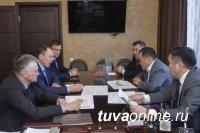Глава Тувы и гендиректор Сибирской генерирующей компании договорились обеспечить доступность подключения к теплу новых объектов в Кызыле