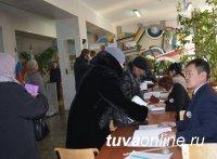 В Туве явка избирателей на 10.00 часов составила 26,86 %