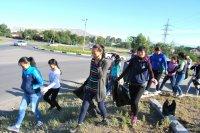 В Кызыле стартовали весенние субботники