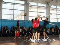 Волейбольным турнирам в Туве вернут массовость