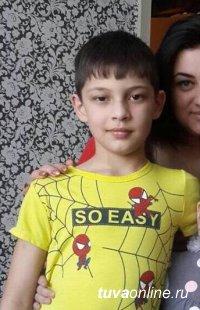 Пропавший 1 апреля 3-классник кызылской школы Рушан Козлов найден живым и невредимым!