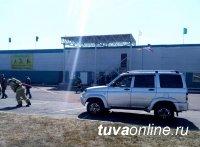 Впервые в Туве состоялись соревнования по пожарно-спасательному кроссфиту