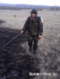 На территории Тандинского кожууна Тувы ликвидирован один лесной пожар