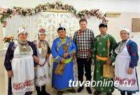 Сайын и Герман Куулар (Овюр) - лауреаты Международного фольклорного фестиваля в Мордовии