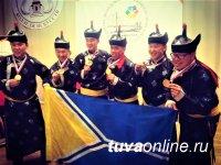 Тувинские горловики завоевали золото XVII Дельфийских игр во Владивостоке!