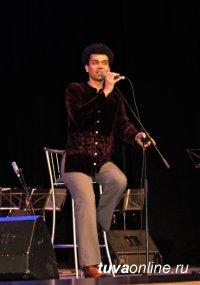 В Кызыле выступил Калил Уилсон, американская звезда джазовой музыки